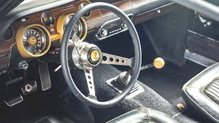 Download INTERIOR Steve McQueen's Original 1968 Ford Mustang Bullitt Video CARJAM TV Video