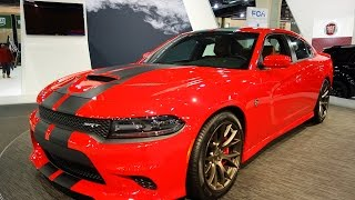 Download 2017 Dodge Charger SRT HELLCAT V8 707hp Car Review Video
