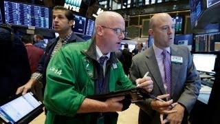 Download Homebuilder stocks getting slammed as rates tick up Video