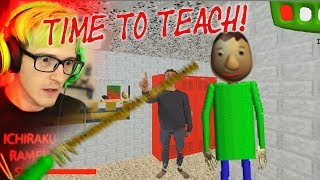 Download YOU CAN PLAY AS BALDI?! | Baldis Basics In Education And Learning (Play As Baldi MOD) Video