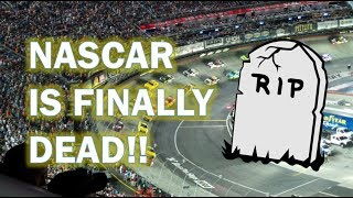 Download NASCAR is DEAD. It started in 2007 and here's WHY! Video