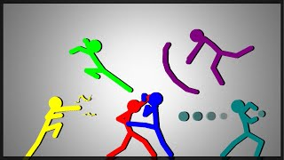 Download EPIC Stickman Tournament FIGHT! Video
