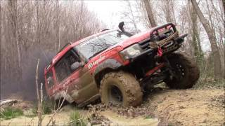Download EXTREME OFFROAD **09/04/2017** Land Rover Discovery TD5's & Defender 90 Video