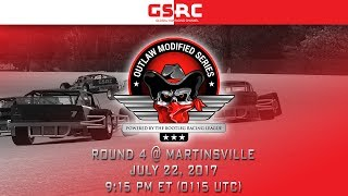 Download Bootleg Racing League Outlaw Modified Series - 2017 S3 - Round 4 - Martinsville Video