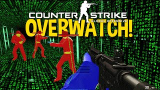 Download CS GO AIM BOT WALL HACKER PRO - OVERWATCH FUNNY MOMENTS Video