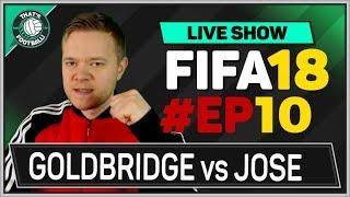 Download EP 10 FIFA 18 Man Utd Career Mode Mourinho vs Goldbridge Video
