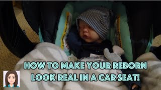 Download How To Make Your Reborn Baby Look Real In A Car Seat! Video