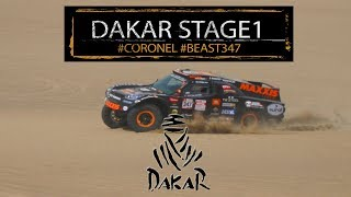 Download Dakar 2018 stage 1, difficult start for Tim and Tom Coronel in the Beast Video
