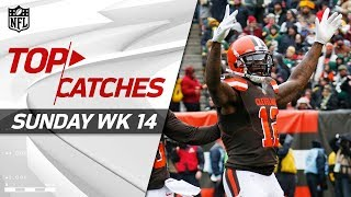 Download Top Catches from Sunday | NFL Week 14 Highlights Video
