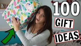 Download 100 Christmas Gift Ideas for EVERYONE You Know Video