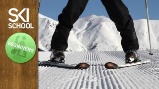 Download Beginner Ski Lesson #1.3 - The Snow Plough Video