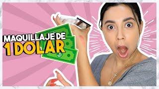 Download NO LO VAN A CREER ME MAQUILLO CON PRODUCTOS DE $1 Y WOW | STYLEDBYALE Video