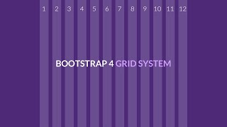 Download Bootstrap 4 Grid System Video