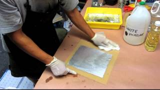 Download How to Etch with White Vinegar (Kitchen Lithography Variation) Video
