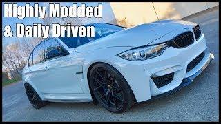 Download V78: This Pure Turbos F80 BMW M3 tried to kill me! Video