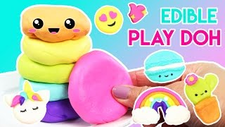 Download How to Make EDIBLE Play Doh with Marshmallows! Video