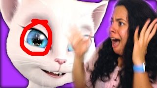 Download FINDING OUT TALKING ANGELA'S SECRETS! Is she dangerous? (Mystery Gaming) Video