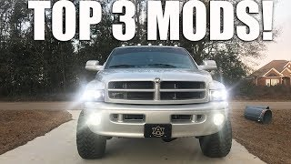 Download Top 3 Mods Under $10 For a 2nd Gen Dodge Ram Video