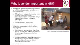Download Webinar on how to do gender analysis Video
