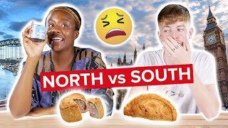 Download Northern & Southern English People Swap Snacks Video