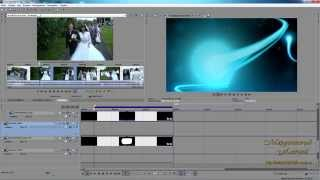 Download Sony Vegas Pro 13 - проекты Джус3 - монтаж видео Video