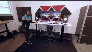 Download 2016 MKBHD Studio Tour in 360°! Video