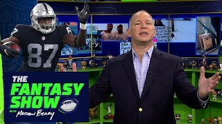 Download Matthew Berry's Week 2 waiver-wire strategy | The Fantasy Show | ESPN Video