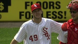 Download SEA@CWS: Sale strikes out eight to go the distance Video