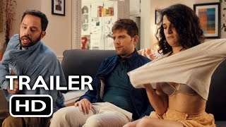 Download My Blind Brother Official Trailer #1 (2016) Adam Scott Comedy Movie HD Video