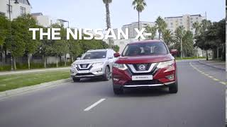 Download The Nissan X-Trail with Intelligent Blind Spot Warning Video