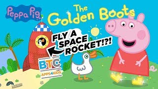 Download Find pressies with Peppa Pig: Golden Boots! Video