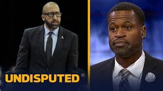 Download Stephen Jackson with a strong message for Chandler Parsons after David Fizdale's firing | UNDISPUTED Video