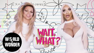 Download WAIT, WHAT? World Geography with Derrick Barry and Kimora Blac Video
