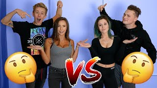 Download WHO'S GIRLFRIEND IS BETTER!? (W/ TANNER FOX) Video