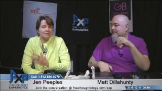 Download Atheist Experience 20.49 with Matt Dillahunty and Jen Peeples Video