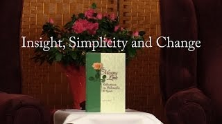 Download Insight, Simplicity and Change Video