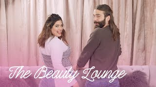 Download How To Nail a Half Bun With Jonathan Van Ness | The Beauty Lounge | Cosmopolitan Video