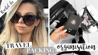 Download Travel Packing Organization Tips - Pack With Me Video