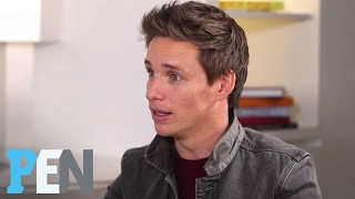 Download How Eddie Redmayne Chose His Wand For 'Fantastic Beasts And Where To Find Them' | PEN | People Video