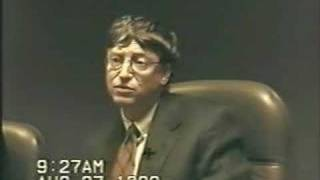 Download Bill Gates - Deposition Part 1 Video
