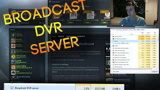 Download Turning off ″Broadcast DVR Server″ in Task Manager Video