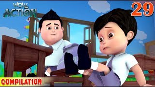 Download Vir : The Robot Boy   Vir Action Collection - 29   Action series   WowKidz Action Video