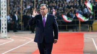 Download Рахмон открыл важное предприятие и школу в Душанбе Video