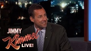 Download Adam Sandler and Jimmy Kimmel Remember Don Rickles Video