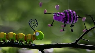 Download Caterpillar Shoes - Fun Insect Animation - Kids' Bedtime Story - Nursery Rhyme Video