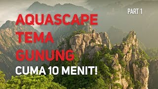 Download Tutorial Membuat Iwagumi Aquascape dalam 10 menit! Video