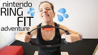 Download Nintendo Ring Fit Adventure- la Switch es un GIMNASIO multiaventura- Video
