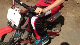 Download How to ride a dirtbike with a clutch Video