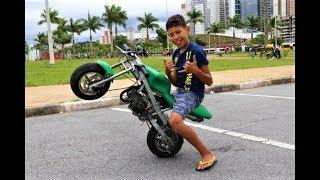 Download MINHA MINI MOTO NO BRASIL Video