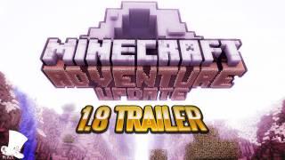 Download Minecraft 1.8 trailer Video